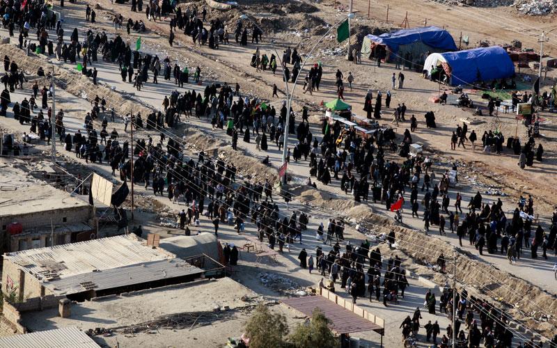 سابقه ی سوگواری برای سالار شهیدان در عراق