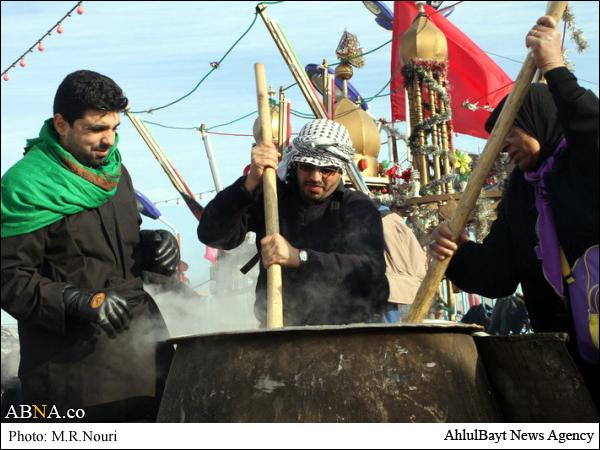 حاشیه های جذاب بزرگترین اجتماع شیعیان دنیا