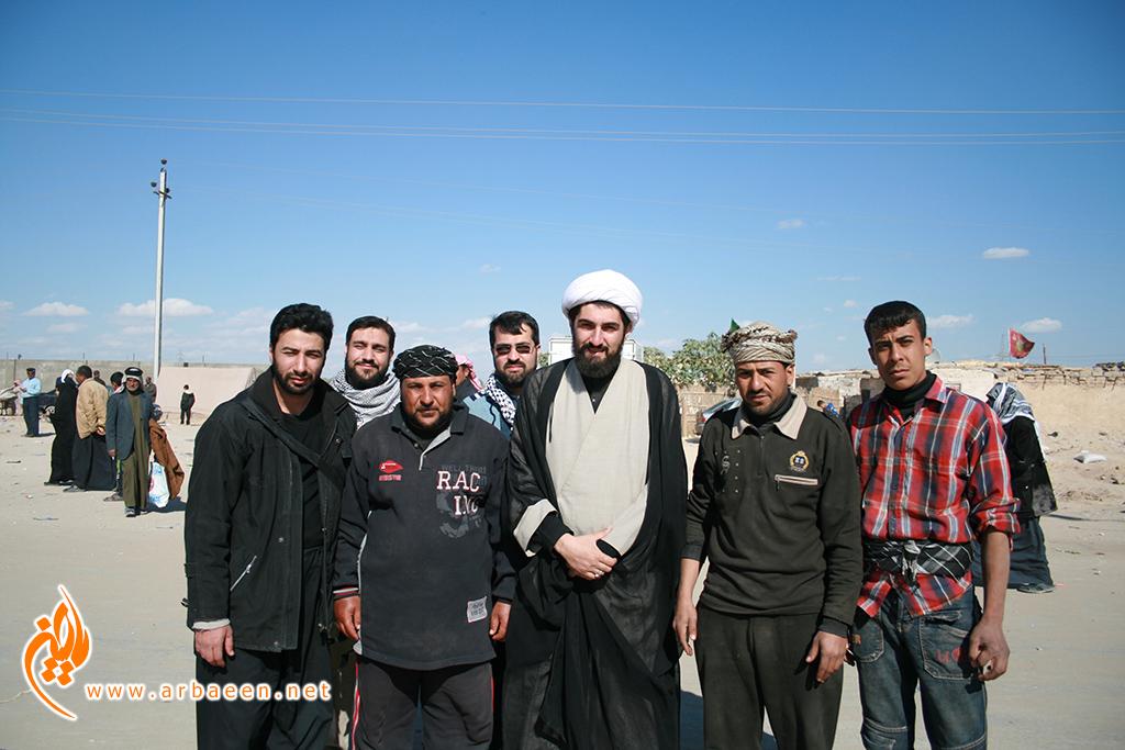 عکسهای پیاده روی اربعین سال ۱۳۸۸