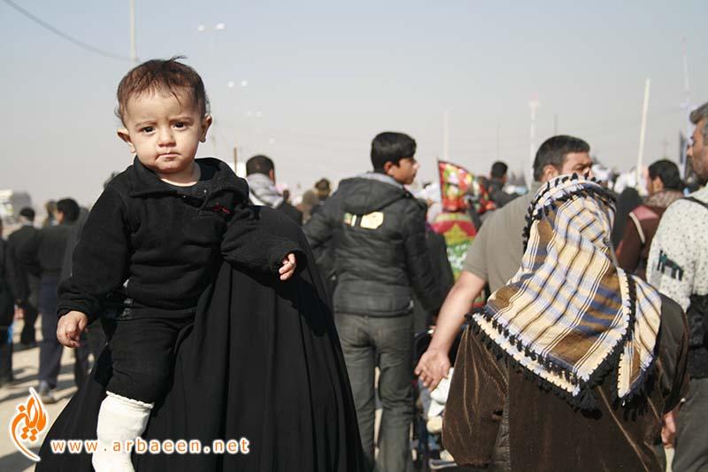 عکسهای پیاده روی اربعین سال ۱۳۹۱ / سری دوم