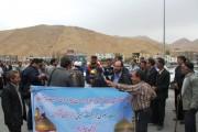 ورود زائر طرح بهشت به استان مرکزی