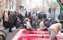نماهنگ دهه صفر ۹۲ - حاج حسن خلج - بسیار زیبا