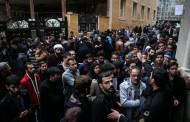 ازدحام جمعیت برای دریافت ویزای عراق