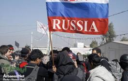 دیدن پیاده روی اربعین در مسکو