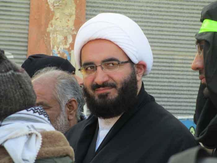 نتیجه تصویری برای حجت الاسلام والمسلمین علی اکبری