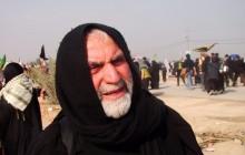 فیلم: شهید همدانی در پیاده روی اربعین