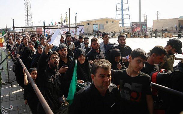 معاون انتظامی استان کرمانشاه: ۵۸ گیت برای تردد زائران در مرز خسروی پیشبینی شده است