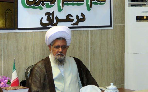توصیههای نماینده بعثه مقام معظم رهبری به موکبداران اربعین حسینی